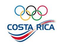 Symbol of the Comité Olímpico de Costa Rica