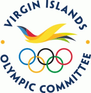 Symbol of the United States Virgin Islands Olympic Committee