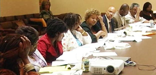 some convening participants.