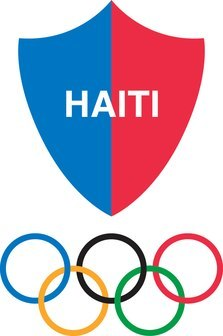 Symbol of the Haiti Olympic Committee