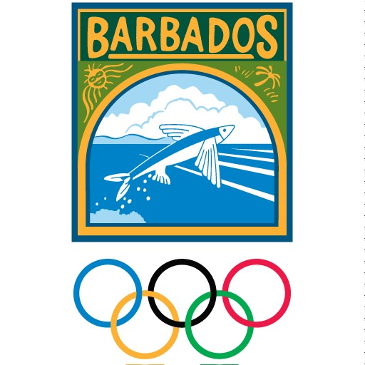 Symbol of the Barbados Olympic Committee