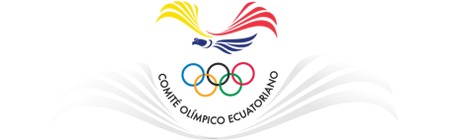 Symbol of the Comité Olímpico de Ecuador