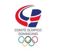 Symbol of the Comité Olímpico de la República Dominicana