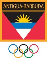 Symbol of the Antigua and Barbuda Olympic Committee