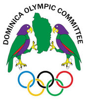 Symbol of the Dominica Olympic Committee