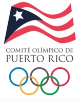 Symbol of the Comité Olímpico de Puerto Rico