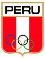 Symbol of the Comité Olímpico de Perú