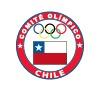 Symbol of the Comité Olímpico de Chile
