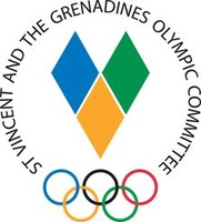 Symbol of the Saint Vincent and the Grenadines Olympic Committee