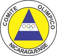 Symbol of the Comité Olímpico de Nicaragua
