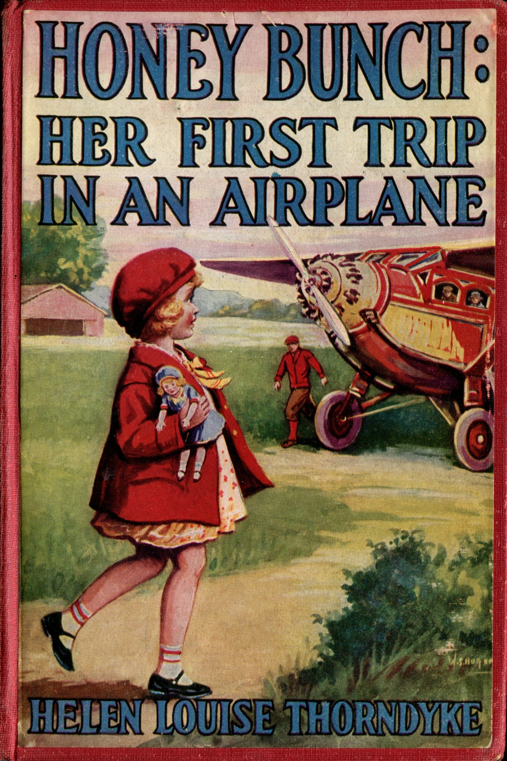 Honey Bunch: Her First Trip in an Airplane (1931)